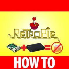 How to Create a RetroPie USB Boot Drive for Raspberry Pi 3