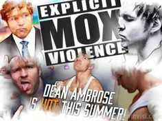 ready for dean to return!! @TheDeanAmbrose @DeanAmbroseNet pic.twitter.com/R58c5nS5f2
