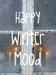 OUI . OUI blog - Happy Winter Mood!