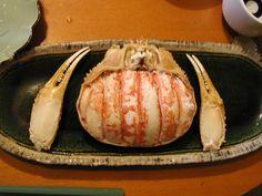 red snow crab