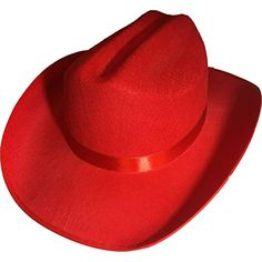 71c39343639 New Child s Country Red Cowboy Felt Costume Hat    Find out more about the  great