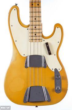 1963 Fender bass