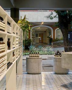 metro arquitetos associados aesop interiors oscar freire sao paulo brazil designboom