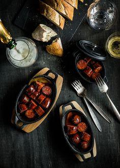 recipe chorizos sidra