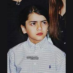 Blanket Jackson is Michael Jackson's youngest child.