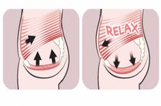 Simple Strategy to Relax Your Pelvic Floor Muscles - Ease your ...