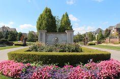 Bellagio neighborhood, Northville Michigan | Bellagio Subdivision