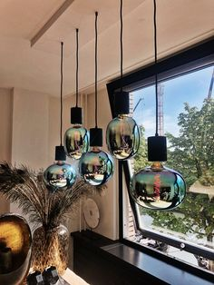 Electric Garage Doors, Luxury Lighting, Lighting Solutions, Floor Lamp, Light Bulb, Building A House, Lamp Shades, House Design, Lights