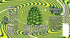 OddSide - Hoplicated http://www.beer-pedia.com/index.php/news/19-global/3944-oddside-hoplicated #beerpedia #oddsideales #imperialipa #citra #beerblog #beernews #newrelease #newlabel #craftbeer #μπύρα #beer #bier #biere #birra #cerveza #pivo #alus