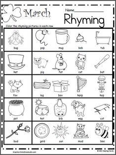 24 Best Rhyming Games Images Rhyming Activities Rhyming