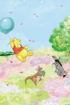 Winnie The Pooh Pictures, Winnie The Pooh Quotes, Winnie The Pooh Friends, Disney Pictures, Cute Pictures, Winnie The Pooh Background, Ipad Wallpaper Quotes, Melody Hello Kitty, Disney Desserts