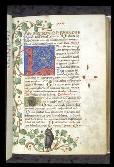 Egerton 1146   f. 58  / Book of Hours, Use of Worms, with elements of a Breviary, Germany, c. 1475 - c. 1485