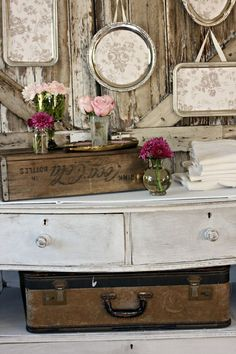 Redecorating by Repurposing | Decorating Your Small Space