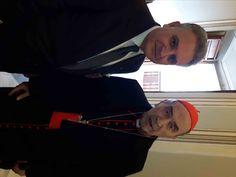 Il Cav. Raimondo VILLANO con S.E.R. Card. Velasio DE PAOLIS,  Presidente Emerito della Prefettura degli Affari Economici della Santa Sede e già Segretario del Supremo Tribunale della Segnatura Apostolica. (Città del Vaticano, Palazzo Apostolico, 26 novembre 2016);