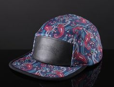 Injection 5-Panel Hat by ANT ORIGINS