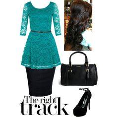 Simple/Classy -Apostolic Pentecostal Fashion