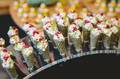 Wine & Dine'm Catering is Brisbane's premiere catering service with over 20 years of experience catering corporate events, private events and weddings. Mousse, Cone, Catering Companies, Welcome To The Party, Canapes, Food Menu, Oysters, Mango, English
