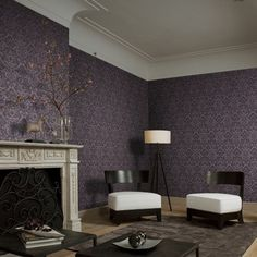All collections - Collections - Exclusive Wallcoverings Omexco Wall Coverings, Home Decor, Decor, Fireplace