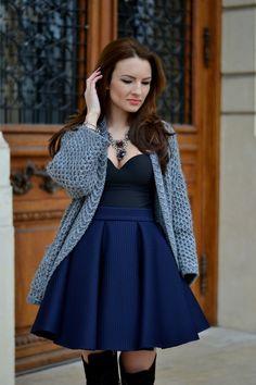 My Silk Fairytale: The Granny Sweater