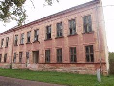 Multi Story Building, German, Places, Deutsch, German Language