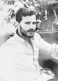 Fell in love with him in The Fall... And he's going to be Christian Grey?! #JamieDornan