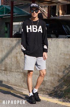 김강 > Street Fashion | 힙합퍼
