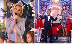 WATCH: Eurovision stars Polina Gagarina, Sergey Lazarev and Ani Lorak ring in the New Year