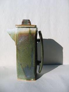 tall slab teapot