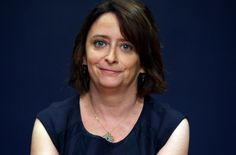 """scene from the political comedy """"Tail! Spin!"""" with Ms. Dratch as ..."""