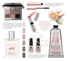 """Spring Beauty"" by thestyleartisan ❤ liked on Polyvore featuring beauty, Bobbi Brown Cosmetics, philosophy, Too Faced Cosmetics, Ciaté, Victoria's Secret and springperfume"