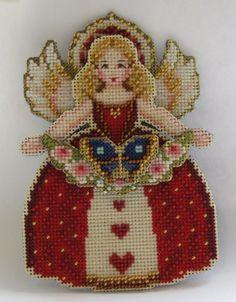 Gallery.ru / Фото #114 - 15 - uni4ka angel Ornament