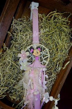 Πασχαλινή Λαμπάδα ονειροπαγίδα με την Minnie Mouse!