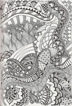 Tangle 66, via Flickr.