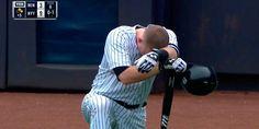 Tragedia en Yankee Stadium niña es golpeada por una línea de foul