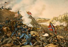 The Battle of Franklin, November 30, 1864