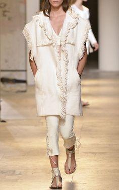 Isabel Marant Spring/Summer 2015 Trunkshow Look 22 on Moda Operandi