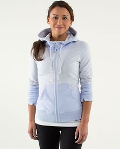 Lululemon Voyage Hoodie in Cool Breeze