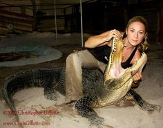 Ashley from gator boys
