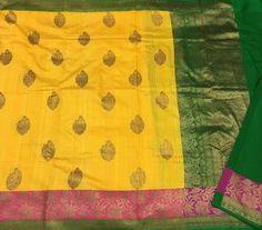 Handloom Yarn Dupion with Silk Mark Certification Kuppadam Pattu Sarees, Dupion Silk Saree, Kalamkari Saree, Organza Saree, Silk Organza, Indian Sarees, Latest Sarees, Fancy Sarees, Sarees Online