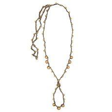 Fair Trade #Crochet Necklace by Corda