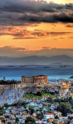 Travel Inspiration for Greece - Athens, Greece ♥️ - Foodie Flashpacker Places Around The World, Travel Around The World, Around The Worlds, Dream Vacations, Vacation Spots, Places To Travel, Places To See, Travel Destinations, Wonderful Places