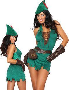 Piece Robin D. Rich Costume for Women