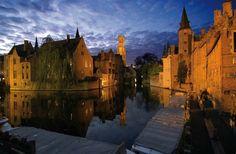 Relais Bourgondisch Cruyce, Bruges, Belgium