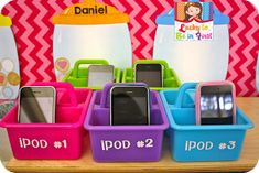 Lucky to Be in First!: Using iPods as Listening Centers & a Freebie!