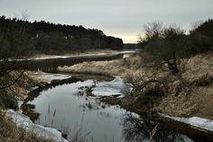 Photograph winter river by Marysia Ratajczak on 500px