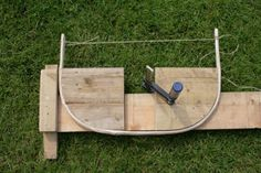 Skin on Frame Canoe (SOF) build-along Wooden Canoe, Wooden Boat Building, Wooden Boat Plans, Boat Building Plans, Make A Boat, Build Your Own Boat, Diy Boat, Canoe Boat, Canoe And Kayak