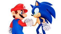 Sonic e Mário no mesmo jogo de ação? Miyamoto dá sua opinião.