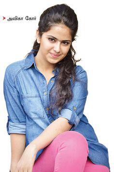 Dubbing Serial Star Avika Gor | செல்லமான கியூட்டி! | VIKATAN