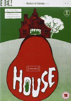 House [Hausu] Masters of Cinema [DVD] [1977]: Amazon.co.uk: Kimiko Ikegami, Kumiko Ohba, Yôko Minamida, Masayo Miyako, Nobuhiko OBAYASHI: DVD & Blu-ray
