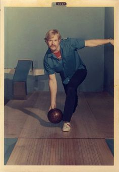 The classic straight ball throwdown. How do you roll?